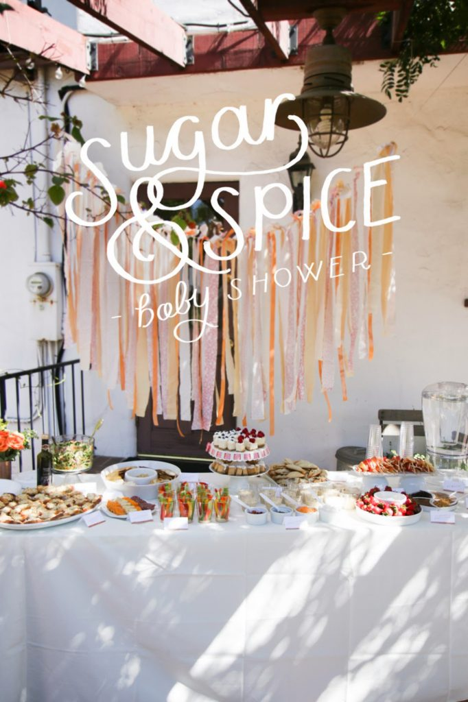 Itu0027s So Fun To Plan All The Little Details That Make The Event So Special.  Erika And I Started Planning Danau0027s Shower Back In ...