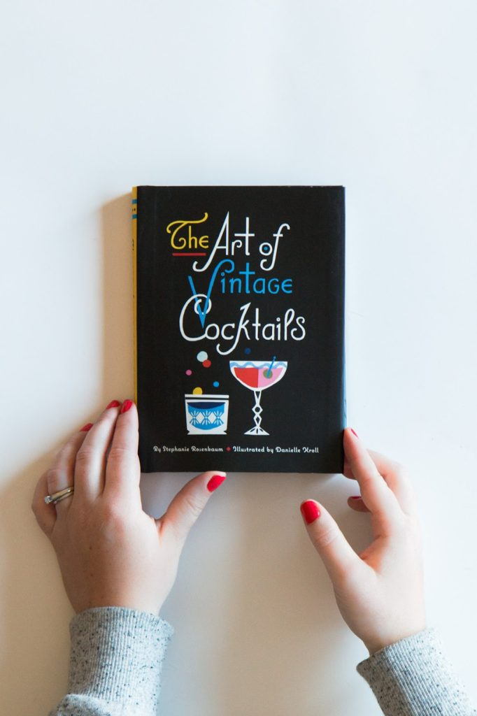 The Art of Vintage Cocktails – Jamie Bartlett Design
